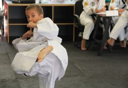 Karate For Kids – 8 a 13 anos